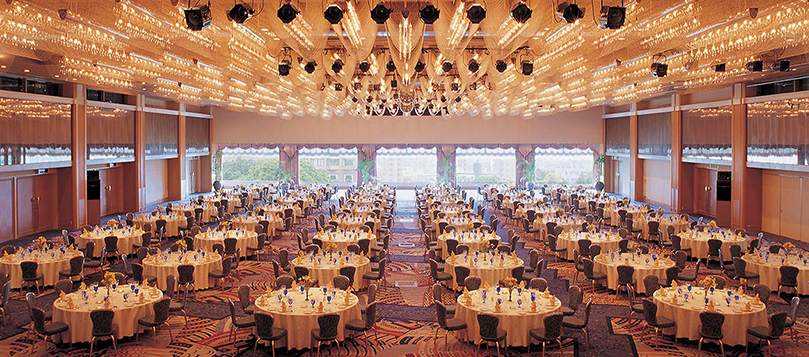 Wedding and banquet venues